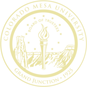 Colorado Mesa University - Image: Mesa Seal