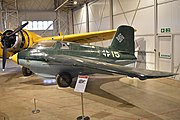 Messerschmitt Me163B-1a '191659 - 15 yellow' (38904100645).jpg