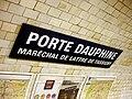 Metro de Paris - Ligne 2 - Porte Dauphine 03.jpg