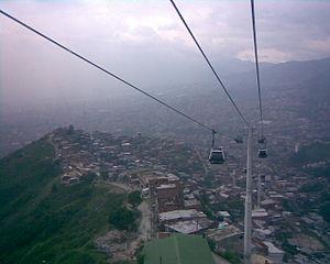 Medellín Metro - Medellín Metrocable