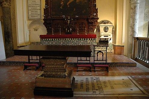 Mezquita de Córdoba - Capilla de San Bartolomé.jpg