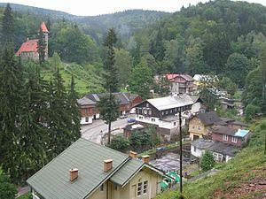 Międzygórze, Lower Silesian Voivodeship - Image: Międzygórze 1