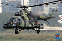 Mi-171Sh helicopter used by Bangladesh Air Force (31).png