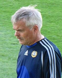 Michael Käld Finnish football manager