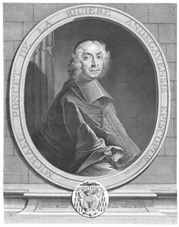 Michel Poncet de La Rivière French bishop