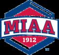 Mid-America Intercollegiate Athletics Association (MIAA) logo.png