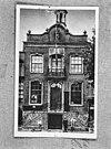 middenpartij voorgevel, reproductie van oude foto - geertruidenberg - 20075690 - rce