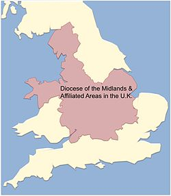 Coptic Orthodox Church In Britain And Ireland Wikipedia