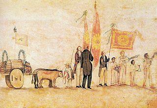 Festa do Divino, 1841