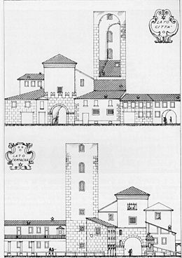 Porta romana medievale milano wikipedia - Autoscuola porta romana milano ...
