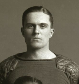 1913 College Football All-America Team - Miller Pontius of Michigan