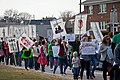 Milwaukee Public School Teachers and Supporters Picket Outside Milwaukee Public Schools Adminstration Building Milwaukee Wisconsin 4-24-18 1037 (40833960295).jpg