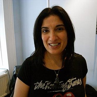 Mina Anwar - Anwar in 2011
