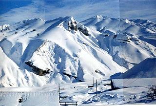 Mining in Tajikistan