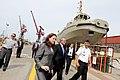 Ministros de Defensa de Perú y Ecuador, visitan las instalaciones del SIMA-Callao (8511346558).jpg