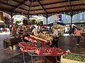 Mirepoix farmers market.JPG