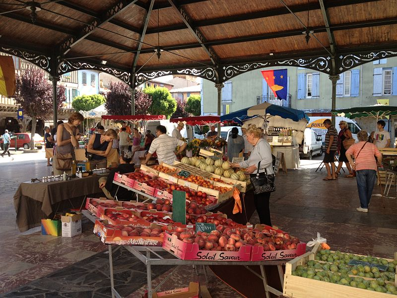 File:Mirepoix farmers market.JPG