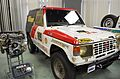 Mitsubishi Pajero (1985 Paris-Dakar Rally Champion) in Mitsubishi Auto Gallery.jpg