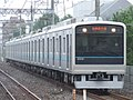 Model 3000-First of Odakyu Electric Railway.JPG