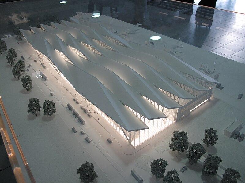 File:Model Terminal 2012 Gdansk Airport 1.JPG