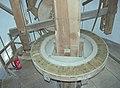 Molen Kerkhovense molen, luiwerk luitafel.jpg
