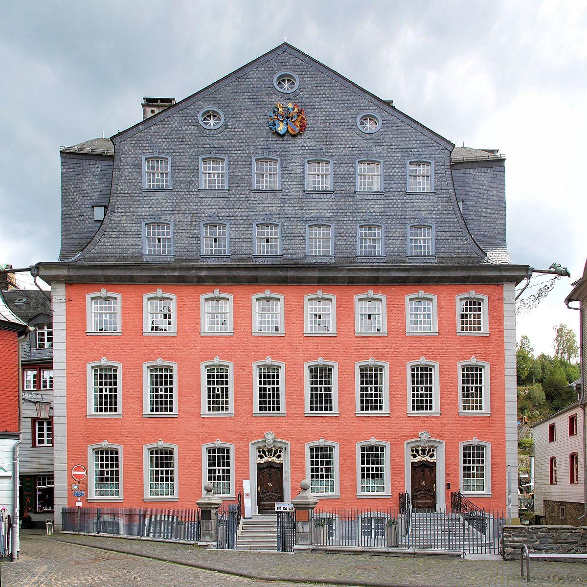 Rotes Haus Monschau –