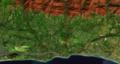 Montecito, California, January 26, 2018, Landsat 8, band 758, 2016 NAIP orthophoto overlay.tif