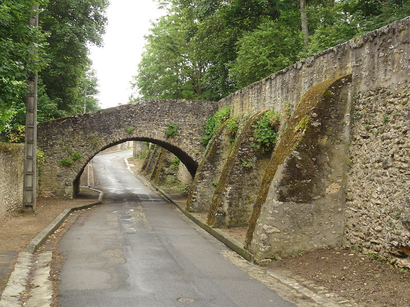 Montlivault (Loir-et-Cher) viaduc