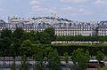 Montmartre from the Musée d'Orsay, Paris 13 June 2015.jpg