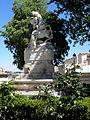 Montpellier (34) Fontaine des Licornes 02.JPG