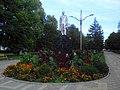 Monument to Maxim Gorky. September 2013. - Памятник Горькому. Сентябрь 2013. - panoramio.jpg
