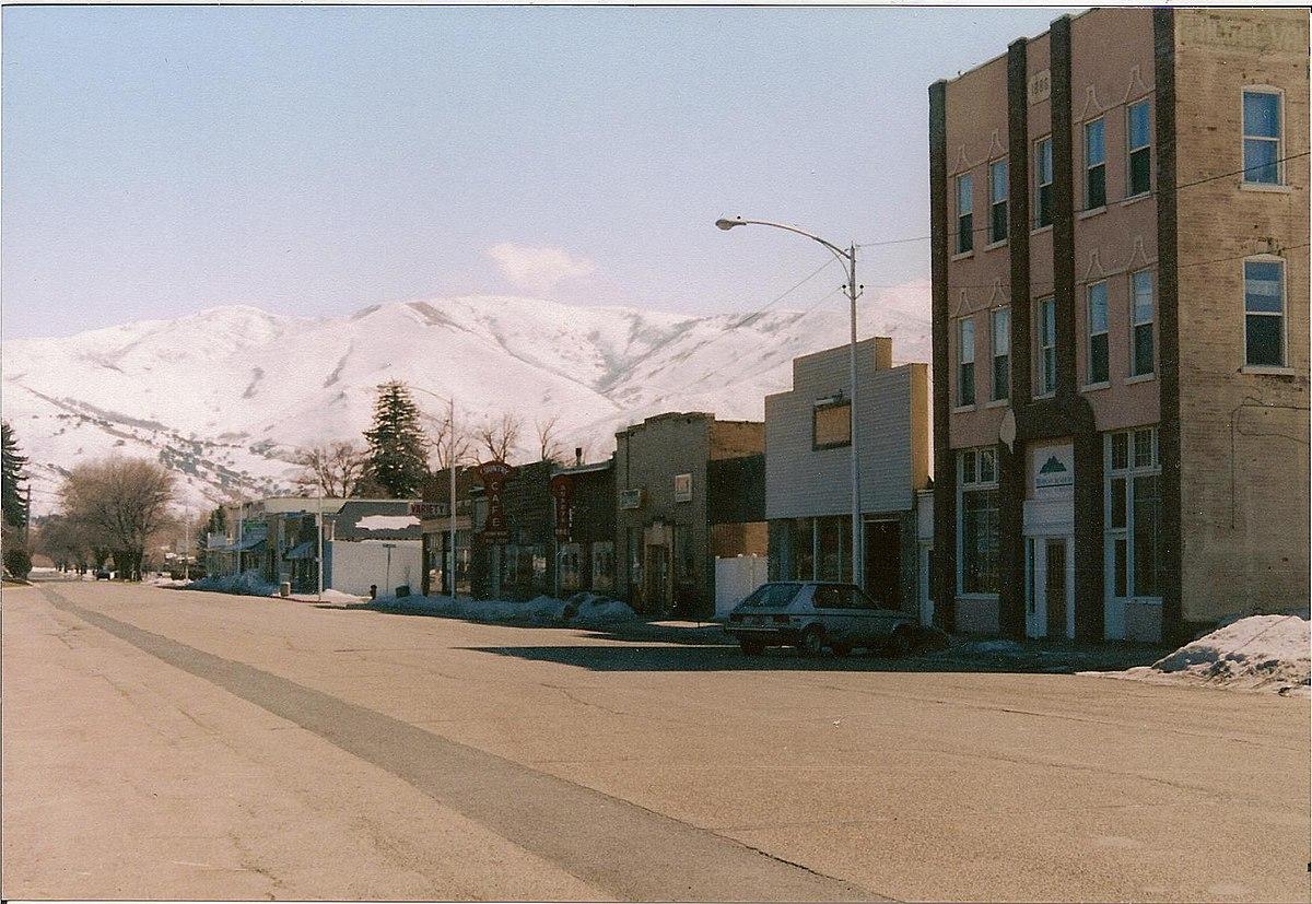 Morgan Utah Wikipedia