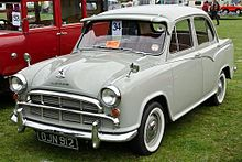 The Morris Oxford Series III, launched in 1955-56, only had a short production run in the UK, but it was manufactured in India as the Hindustan Ambassador ...
