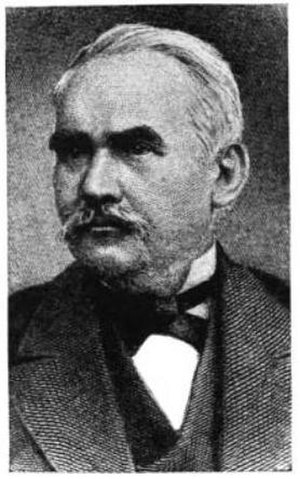 The North American - Morton McMichael, publisher of the North American from 1847 to 1879