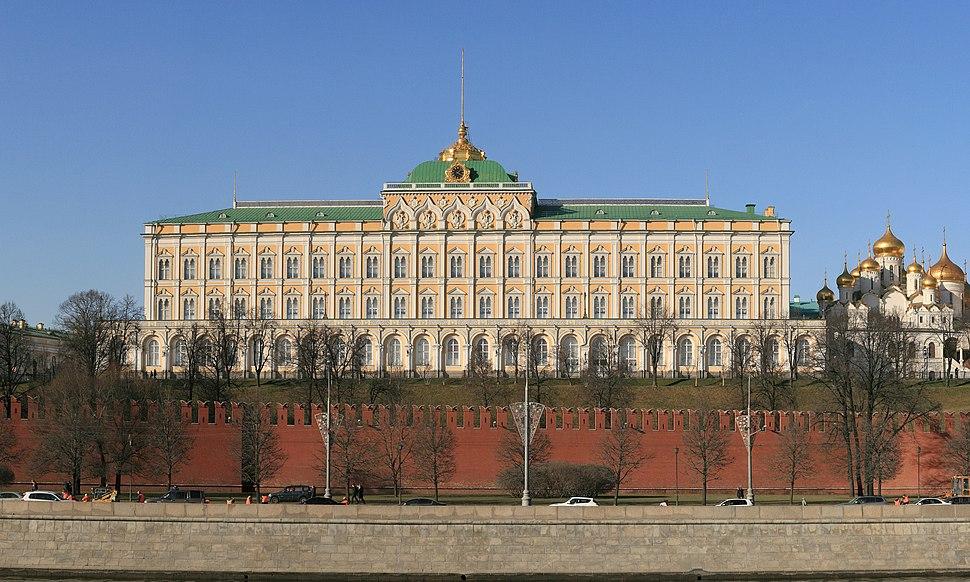 Moscow Grand Kremlin Palace3
