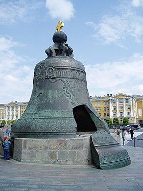 царь колокол фото