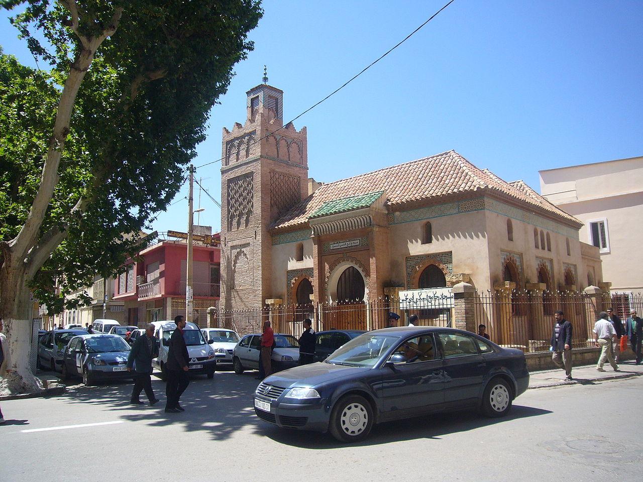 Картинки по запросу mosquée sidi belhassen