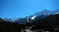 Mountain Junction Mt Ganchempo and range Langtang.jpg