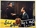 Mr. & Mrs. Smith 1941 Lobby Card.jpg
