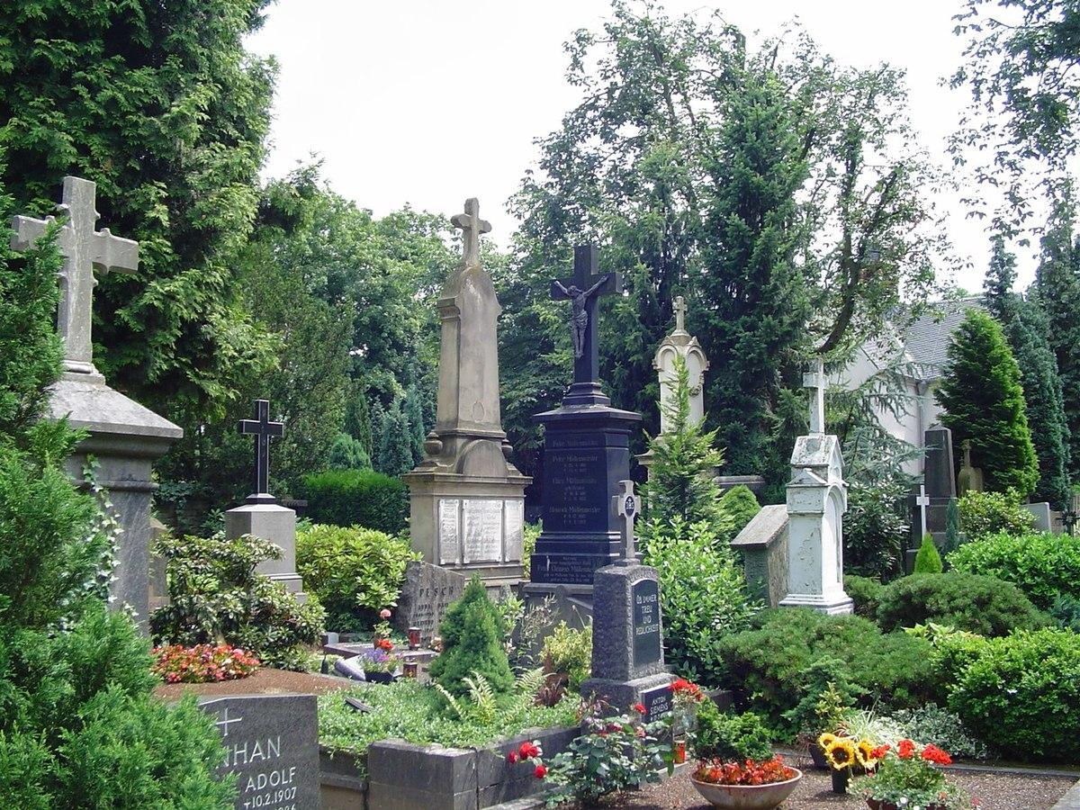 Köln Friedhof