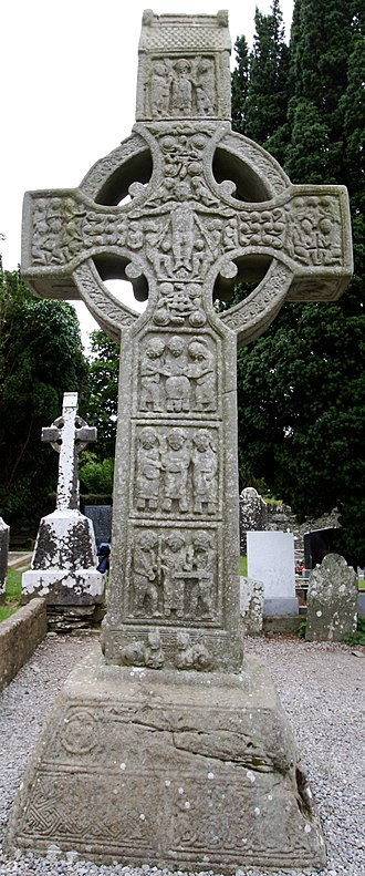Muiredach's High Cross - West face