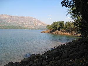 Mulshi Dam - Mulshi Dam
