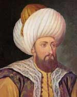 John Anagnostes - Ottoman sultan Murad II