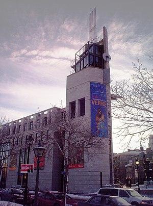 Romanian Canadians - Image: Musée Pointe à Callière