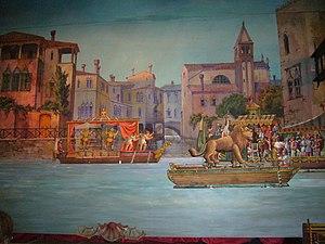 Musée des Arts Forains - Image: Musee Des Arts Forains 03Dec 2011