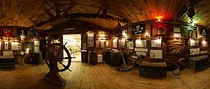 Museum of the Sea (Uruguay) - Image: Museo del Mar Sala dedicada a los piratas