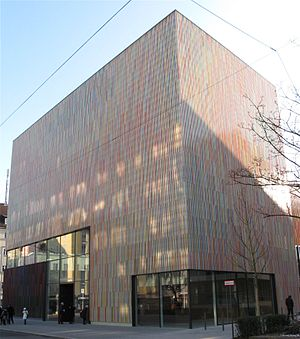 Museum Brandhorst - Museum Brandhorst in Munich, 2008
