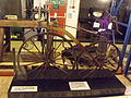 Museum Collections Centre - 25 Dollman Street - warehouse - Boneshaker Bicycle (7274080114).jpg
