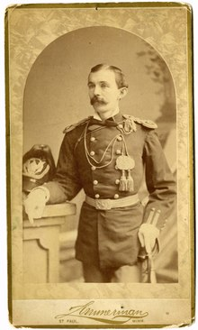 Myles Moylan Standing in Dress Uniform (fb8f890480204c4ab166e7f8706abf71).tif
