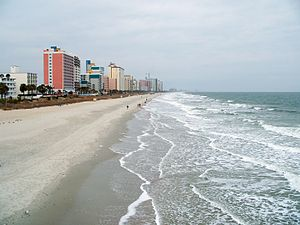 Myrtle Beach, SC Spring Break 2007